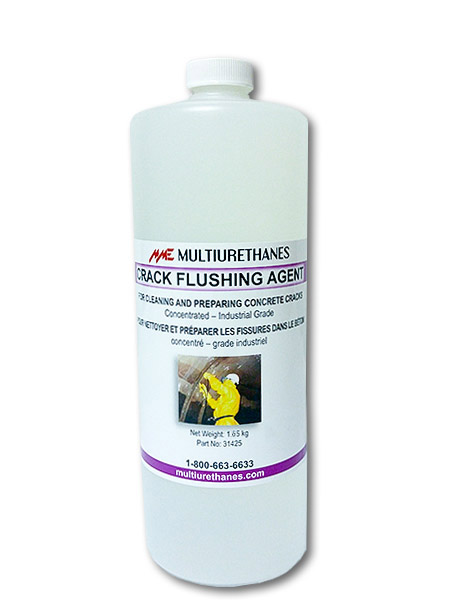 Crack Flushing Agent 1.65 kg bottle
