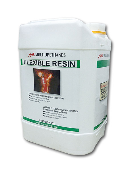 Multiurethanes Flexible Resin 20KG