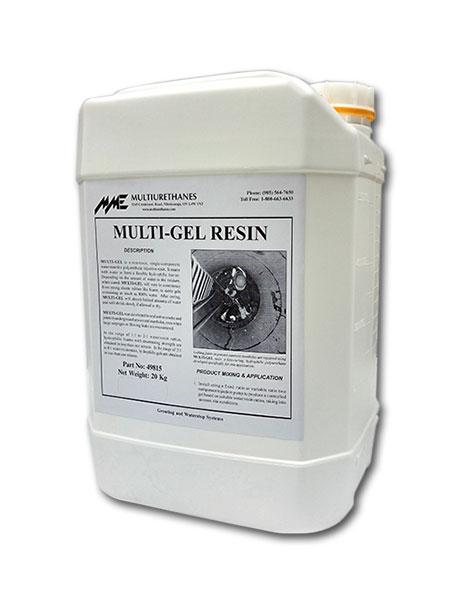 Multiurethanes Multi-Gel