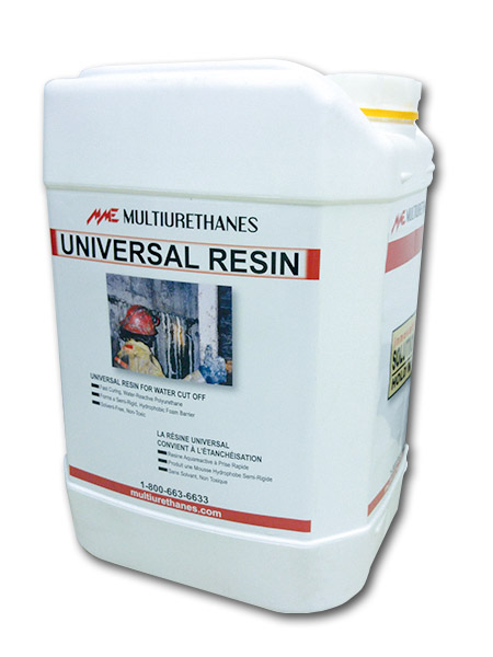 Multiurethanes Universal Resin 20KG