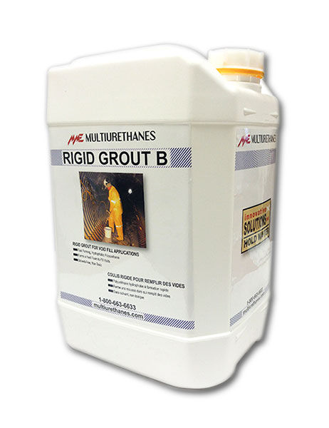 Multiurethanes Rigid Grout B