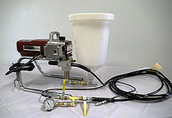 Grouting Equipment 410 impact pump